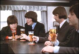 The Beatles Polska: Ringo i tygrys - kręcenie scen do filmu Help!