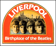 Liverpool, England: The Birthplace of The Beatles.