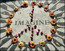 The Beatles Polska: Mozaika Strawberry Fields w Nowym Jorku zostaje dedykowana Lennonowi
